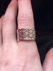 Seed of Life Ring