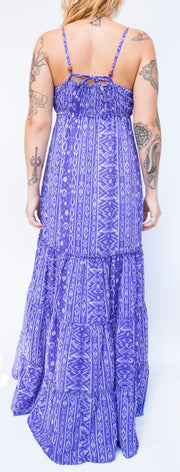 Lavender Long Dress
