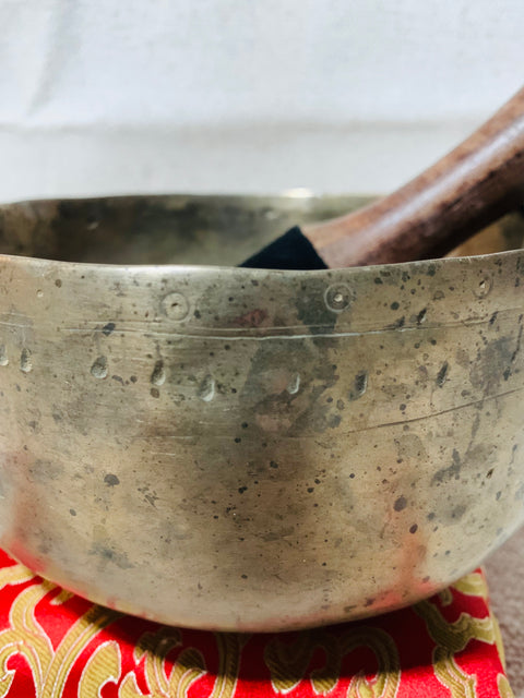 Sun Heart Chakra Singing Bowl