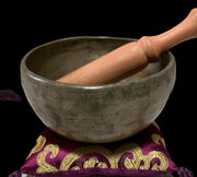 Antique 8th Chakra Singing Bowl