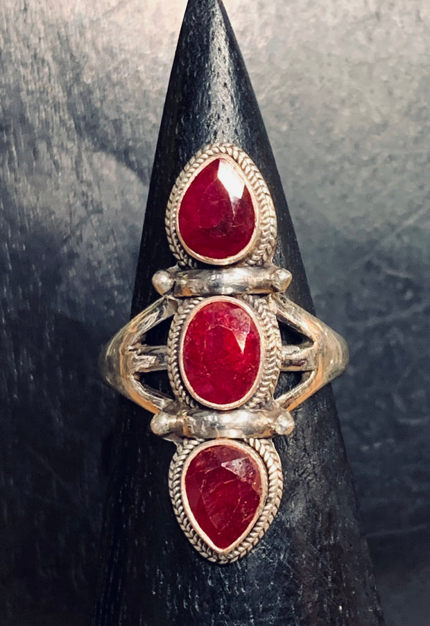 Ruby Passion Ring