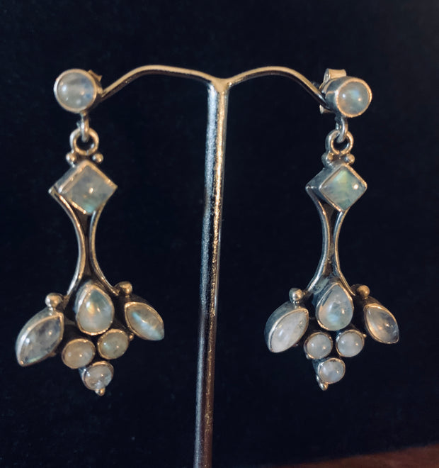 Moonstone Lovely Earrings