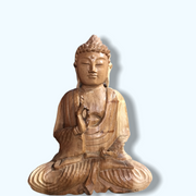 Blessing Buddha - Floating Lotus