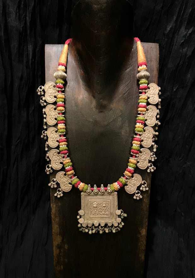 Song of Centuries Antique Banjara Necklace