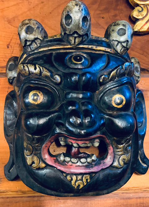 Antique Bairab Mask