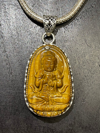 Tiger's Eye Quanyin