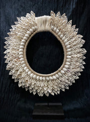 Goblet Shell Asmat Necklace
