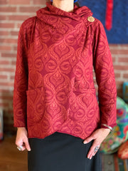 Organic Cotton Wrap Fleece