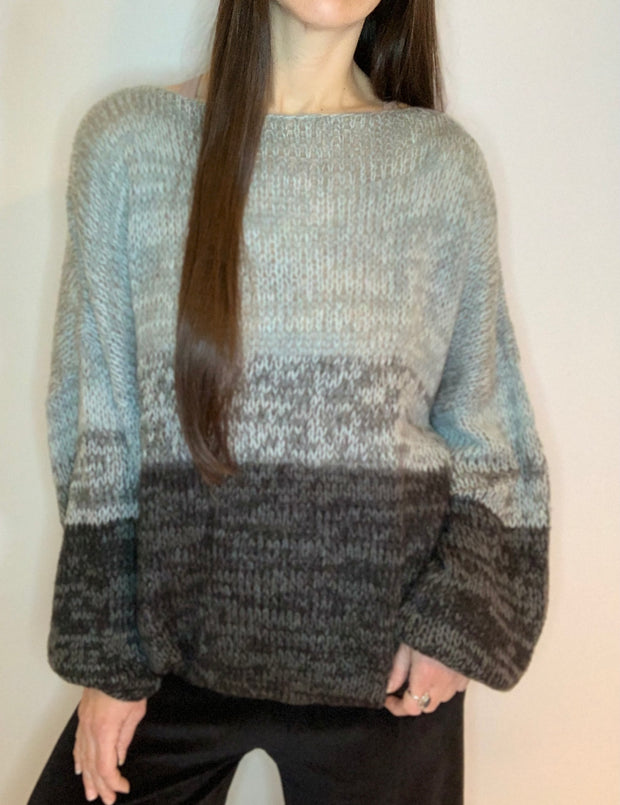 Serenity Slouchy Sweater