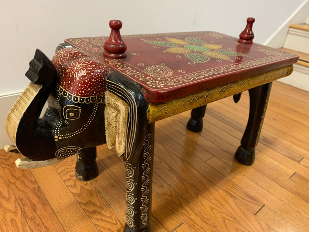 XL Elephant Bench