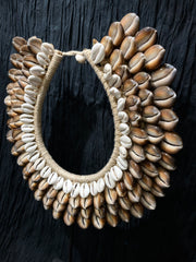 Small Cowrie Shell Asmat Necklace