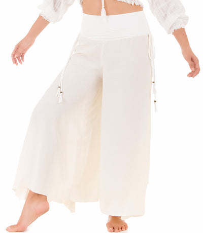 Rani Pants - Floating Lotus