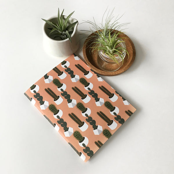 Cactus Pocket Notebook