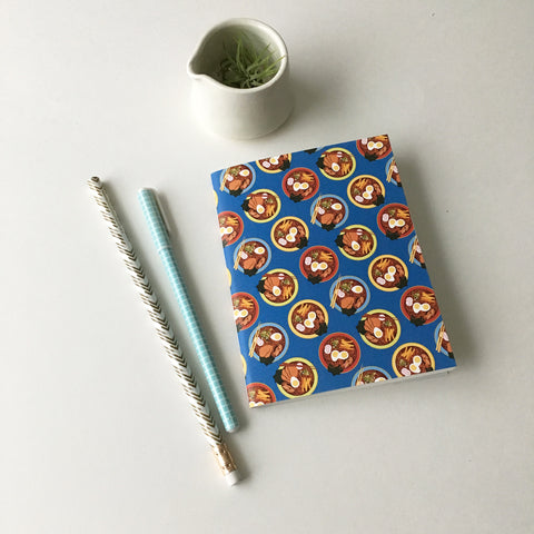 Raman Noodle Pocket Notebook