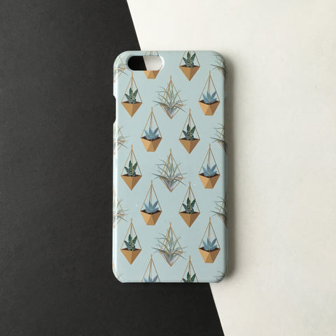 Phone Case - Succulent Pattern