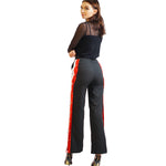 Ribbon Strap Pants