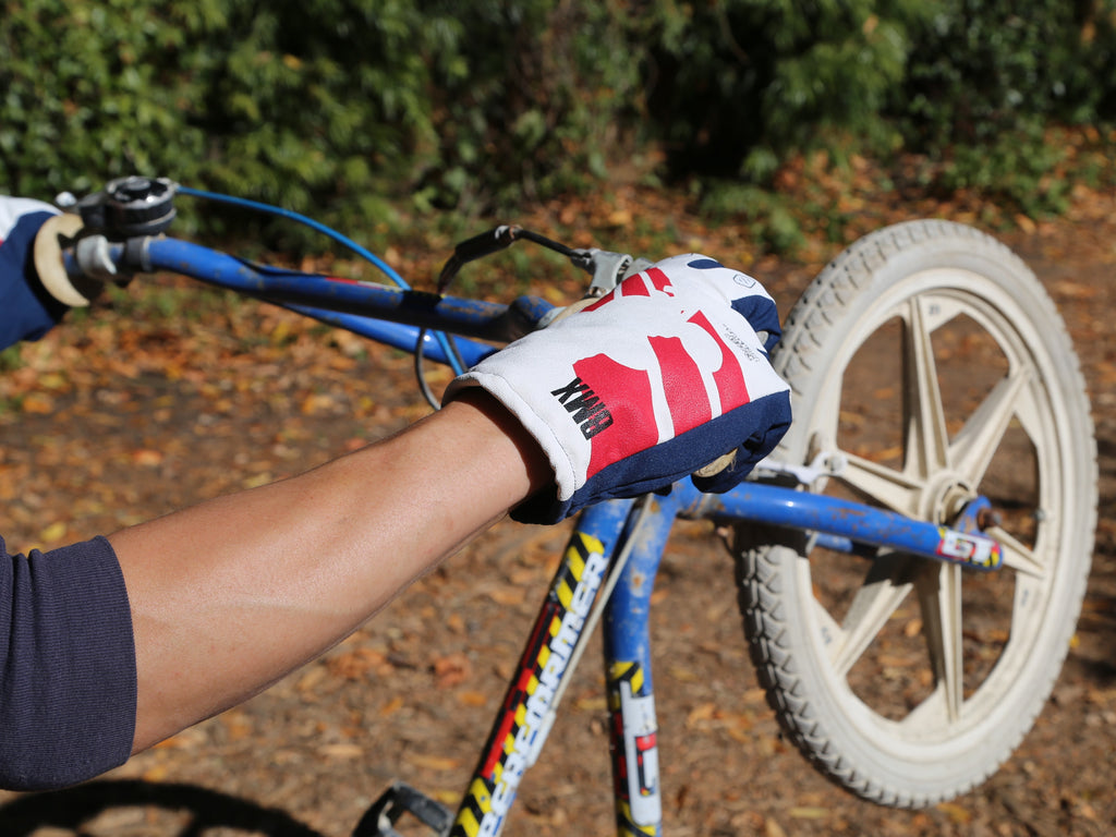 Introducing our newest (old) glove: BMX
