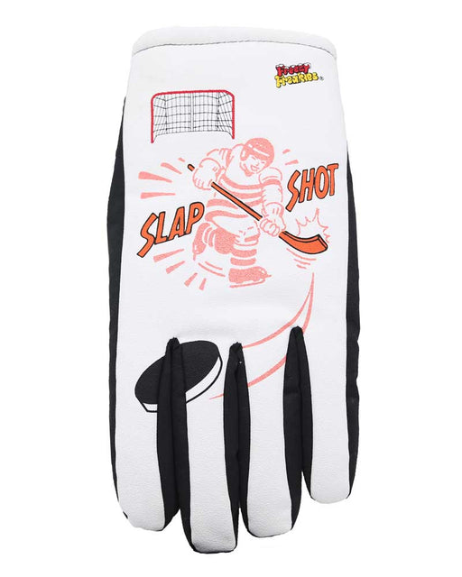 Slap Shot Hockey Freezy Freakies color-changing gloves