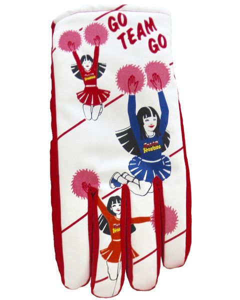 Cheerleader Freezy Freakies gloves