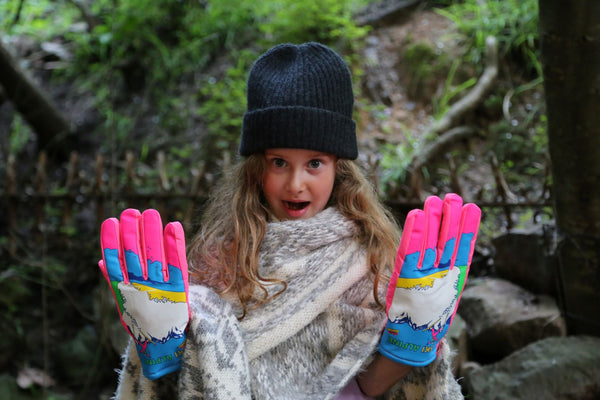Ski Alpine Freezy Freakies for kids and adults
