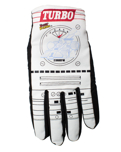 Turbo Freezy Freakies gloves for adults
