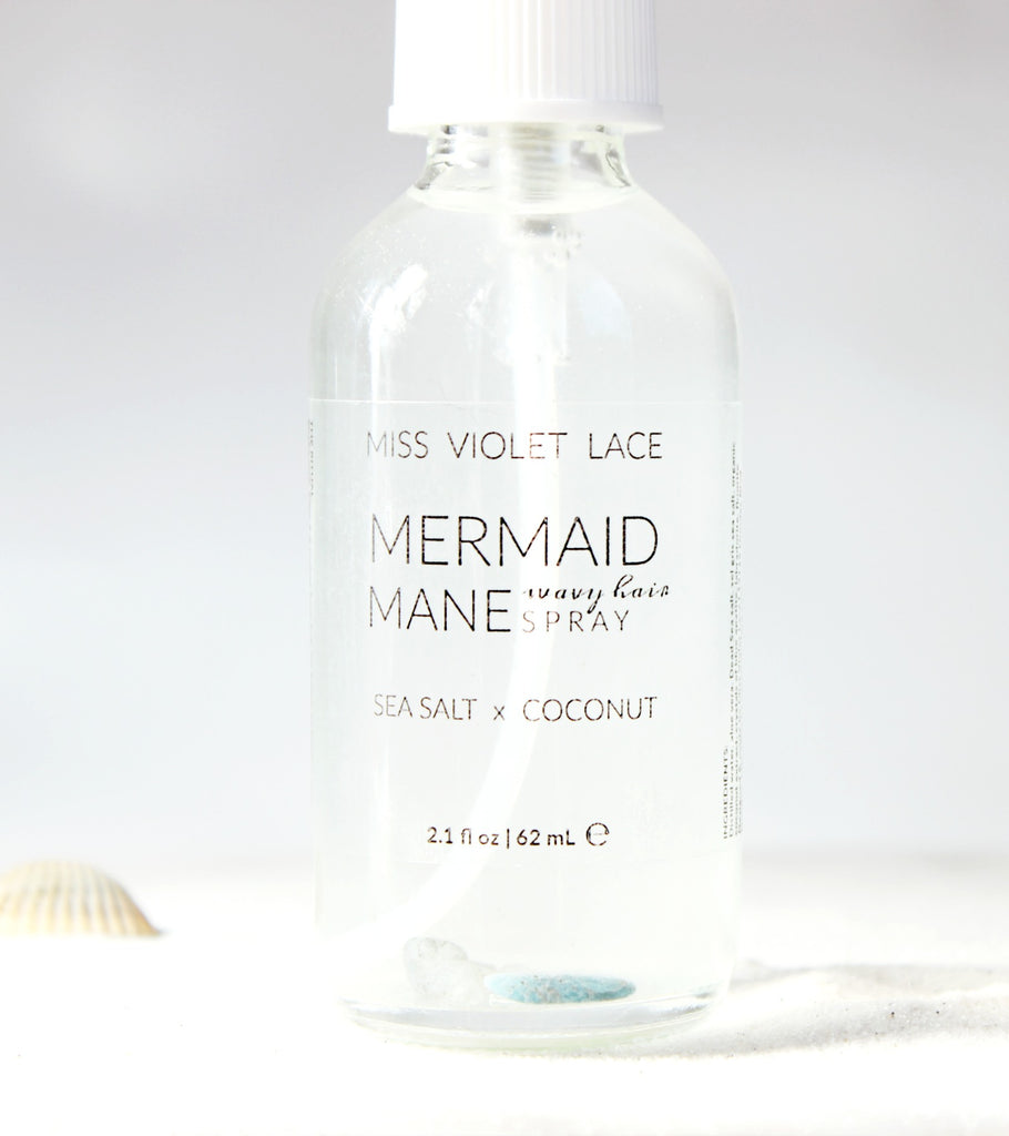 Mermaid Mane | Wavy Hair Mist