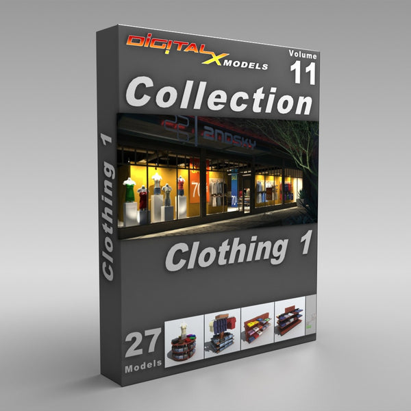 Volume 11 - Clothing 1