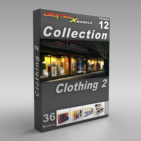 Volume 12 - Clothing 2