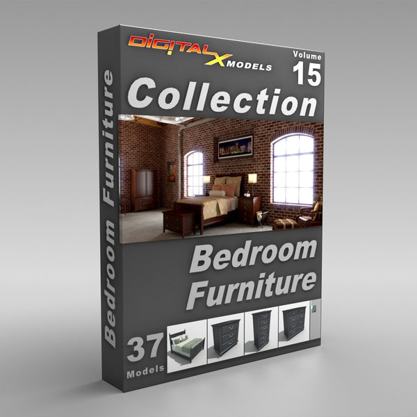 Volume 15 - Bedroom Furniture