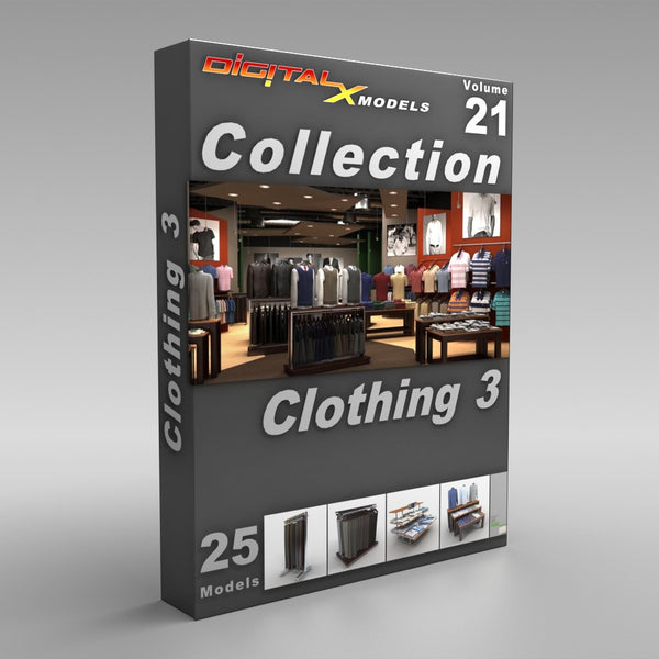 Volume 21 - Clothing 3