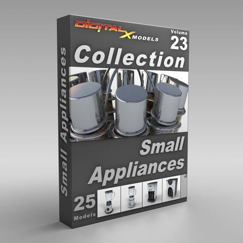 Volume 23 - Small Appliances