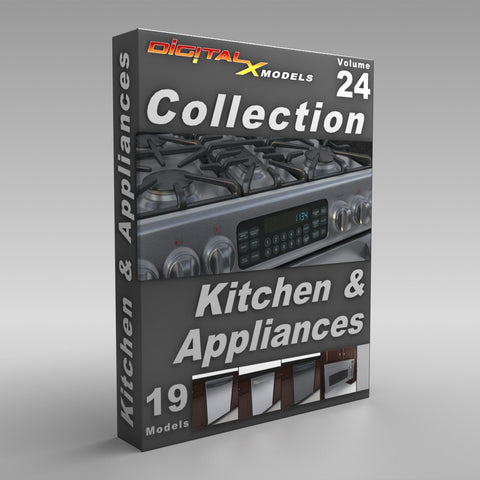 Volume 24 - Kitchen and Appliances