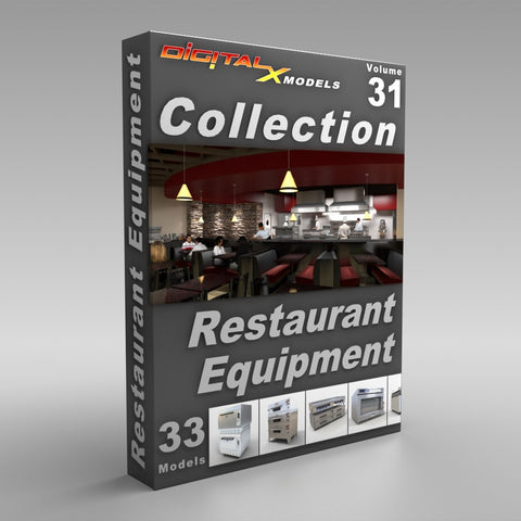 Volume 31 - Restaurant Equipment