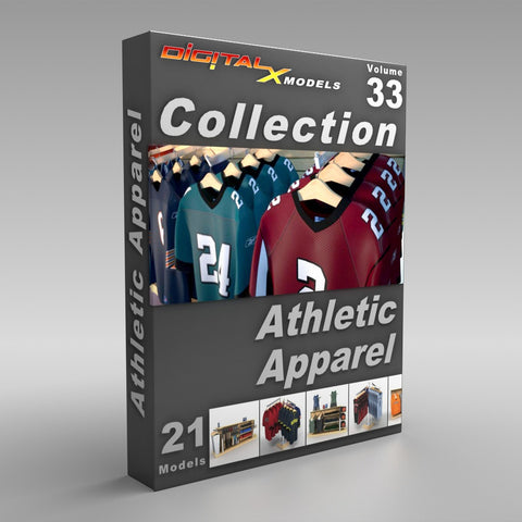 Volume 33 - Athletic Apparel