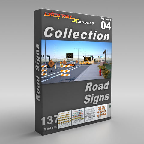 Volume 04 - Road Signs