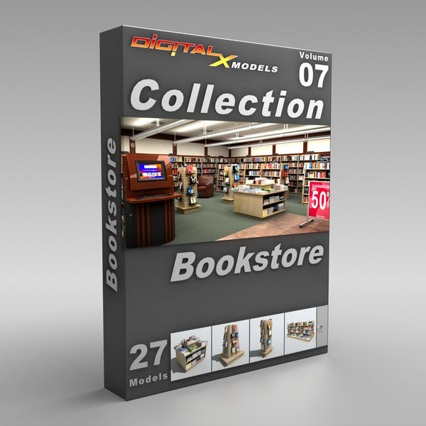Volume 07 - Bookstore