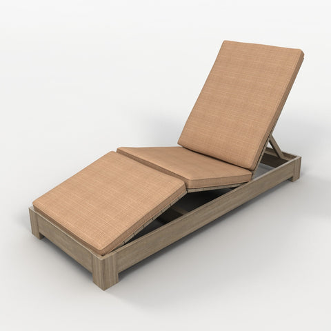 Free Model 10 - Patio Lounge Chair