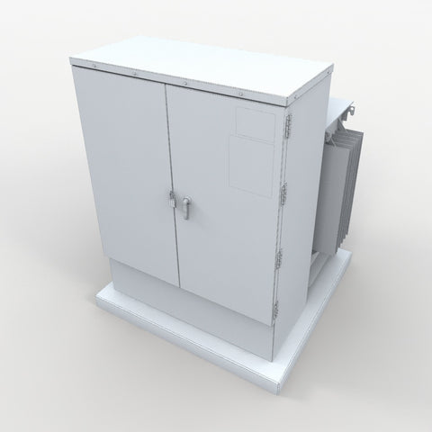 Free Model 13 - Electrical Box