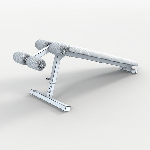 Free Model 20 - Sit-up Bench