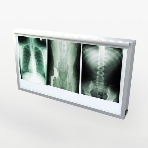 Free Model 27 - X-Ray Lightbox