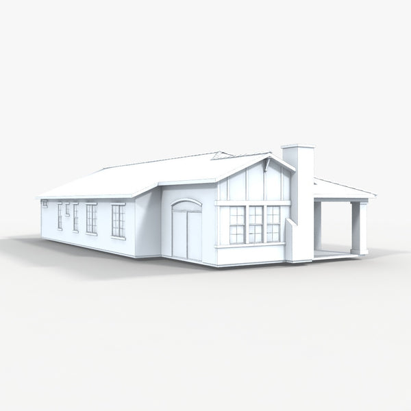 Free Model 28 - House