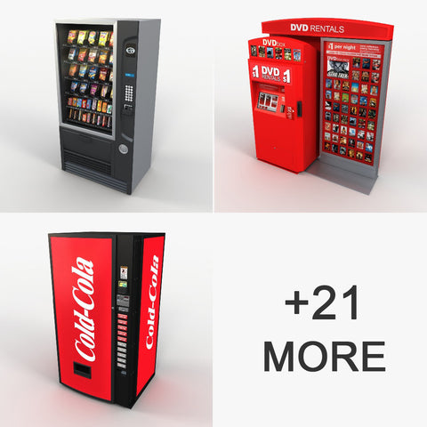 Volume 26 - Vending Machines
