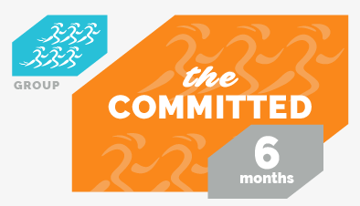 """The Committed"" - 6 month commitment"