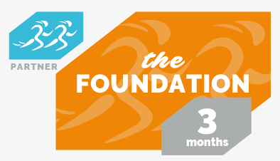 """The Foundation"" - 3 month commitment"