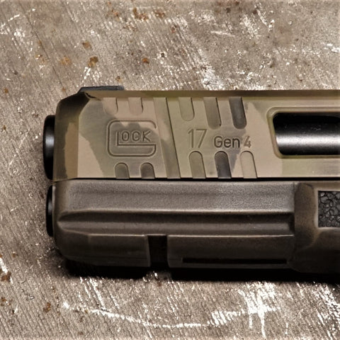 Glock Slide Cut - Front Serrations