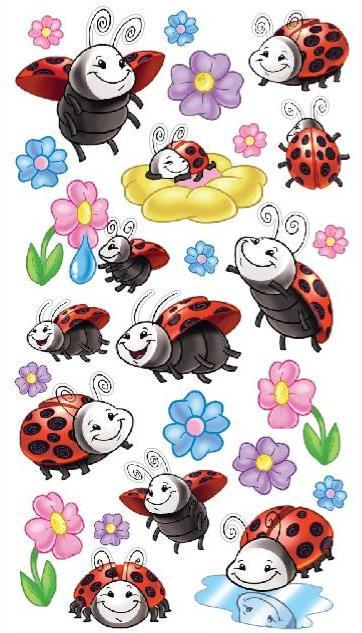 Sticko Sticker Sheets