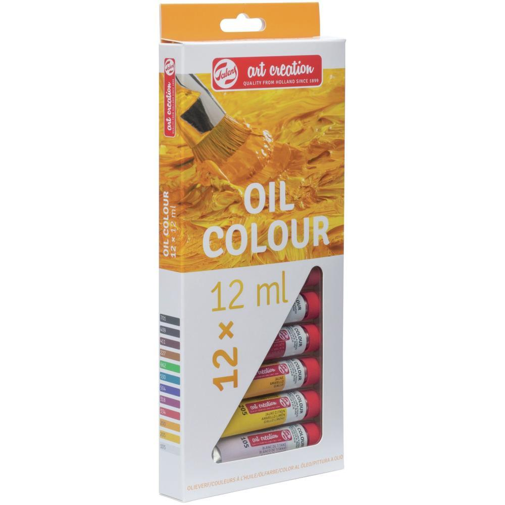 Art Creation Oil Paint Sets