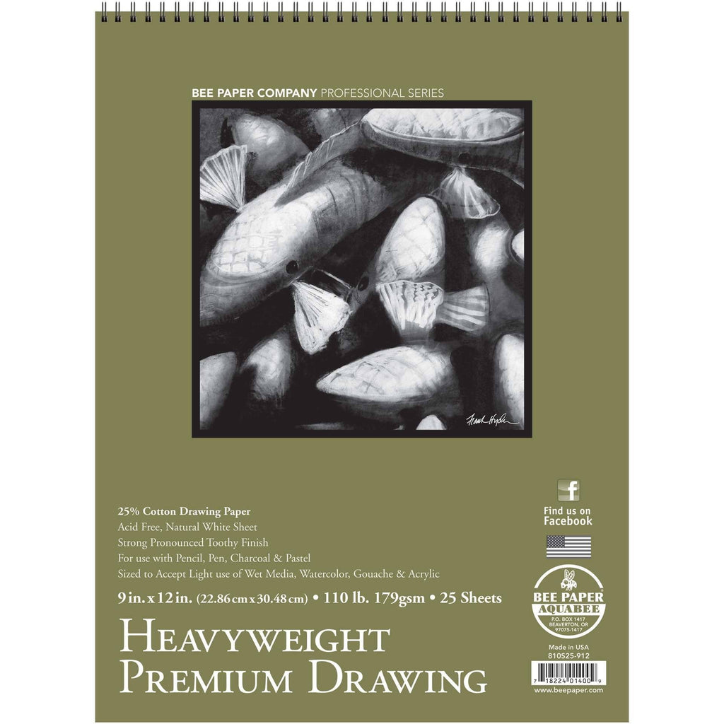 Bee Paper Heavyweight Premium Drawing Pad
