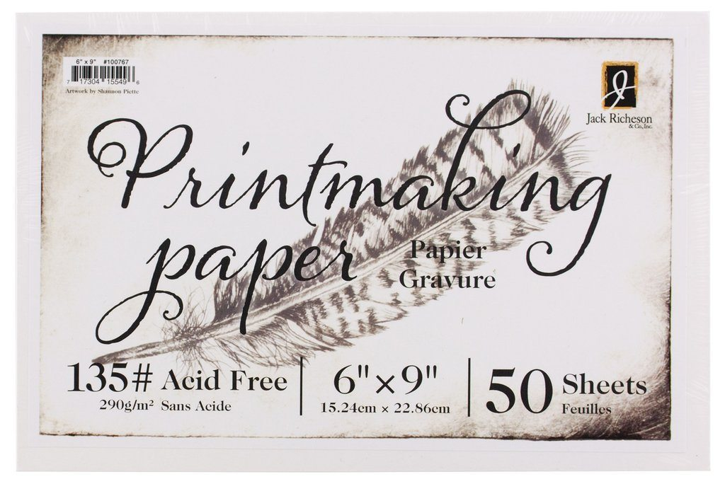 Printmaking Paper Packs