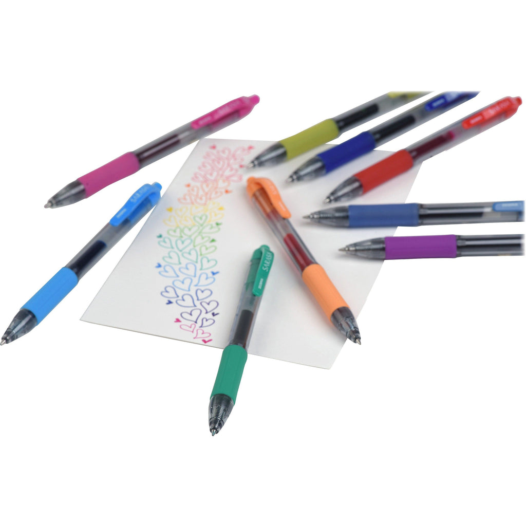 Zebra Sarasa Retractable Pens